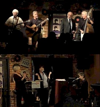 Three on a String and the Something Else Trio at the Sugar Creek Supper Club!